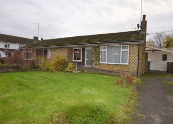 Thumbnail 2 bed semi-detached bungalow to rent in Ballards Row, College Road South, Aston Clinton, Aylesbury