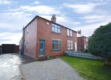 Thumbnail 2 bedroom semi-detached house for sale in Summerhill Road, Methley, Leeds