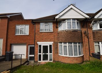 Thumbnail 4 bedroom semi-detached house for sale in Valentine Road, Evington, Leicester