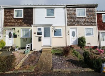 Thumbnail 2 bed terraced house to rent in Trenarren View, St. Austell