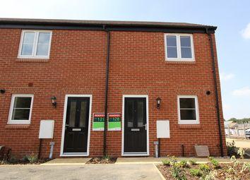 Thumbnail 2 bed end terrace house to rent in De La Warr Drive, Banbury
