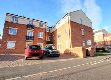 Thumbnail 2 bed flat for sale in Sanderson Villas, St James Village, Gateshead