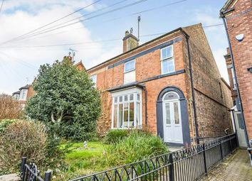 Thumbnail 4 bed semi-detached house for sale in Scalpcliffe Road, Burton-On-Trent, Staffordshire