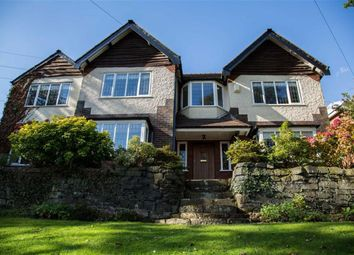 Thumbnail 4 bedroom detached house for sale in Grange Road, Bromley Cross, Bolton