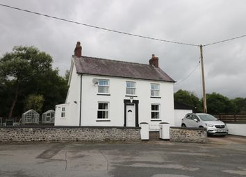 Thumbnail 3 bed detached house for sale in Cynghordy, Llandovery