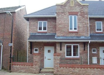 Thumbnail 2 bed terraced house to rent in Oakfield Street, Altrincham