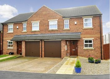 Thumbnail 4 bed semi-detached house for sale in Wheatsheaf Close, Ripon