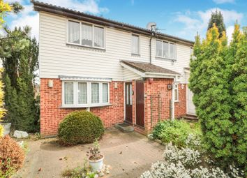 Thumbnail 1 bedroom flat for sale in Rochford Close, Broxbourne