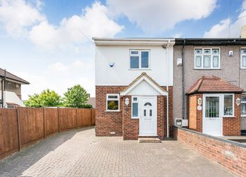 Thumbnail 2 bed end terrace house for sale in Tomswood Hill, Ilford