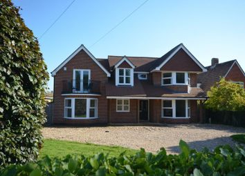 Thumbnail 5 bedroom detached house to rent in Old Street, Hill Head, Fareham