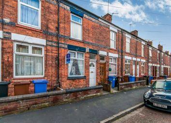 Thumbnail 2 bedroom terraced house for sale in Herbert Street, Stockport