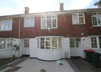 Thumbnail 3 bed terraced house to rent in Southgate, Crawley, West Sussex.