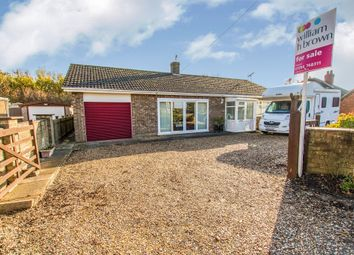 Thumbnail 3 bed detached bungalow for sale in Wainfleet Road, Irby-In-The-Marsh, Skegness