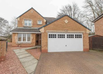 Thumbnail 4 bed detached house for sale in Teviot Drive, Murieston, Livingston