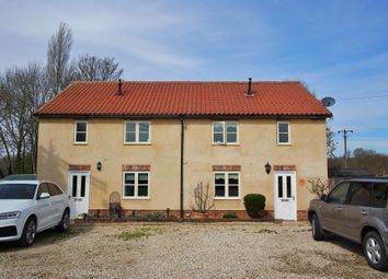 Thumbnail 3 bed semi-detached house for sale in Low Street, Wicklewood, Wymondham