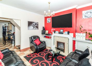 Thumbnail 3 bedroom end terrace house for sale in Pembroke Street, Leicester