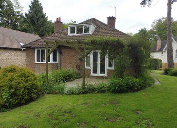 Thumbnail 4 bed detached bungalow for sale in Mount Pleasant, Uppingham Road, Oakham