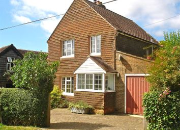 Thumbnail 3 bed detached house for sale in North Street, Punnetts Town, Heathfield