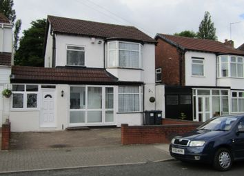 Thumbnail 3 bedroom terraced house to rent in Bernard Road, Birmingham