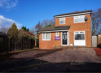 Thumbnail 4 bed detached house for sale in Savick Way, Preston