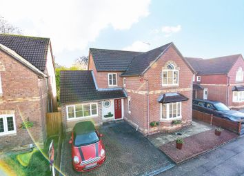 Thumbnail 4 bed detached house for sale in Marshall Road, Maidenbower, Crawley, West Sussex