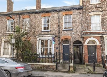 Thumbnail 5 bed terraced house for sale in Portland Street, York, North Yorkshire