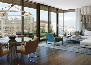 2 bed flat for sale in Wardian, West Tower, London E14