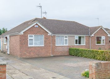 Thumbnail 2 bed bungalow for sale in Chaucer Close, Canterbury