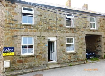 Thumbnail 3 bedroom end terrace house for sale in Angel Place, Coinagehall Street, Helston, Cornwall