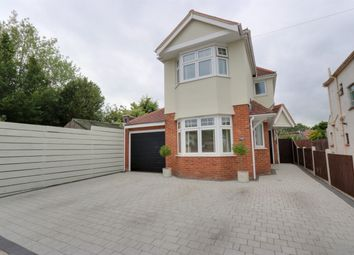 Thumbnail 4 bed detached house for sale in Flemming Crescent, Leigh On Sea, Essex