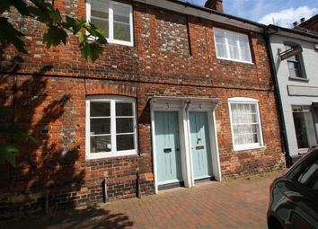Thumbnail 3 bedroom terraced house to rent in High Street, Brasted, Westerham
