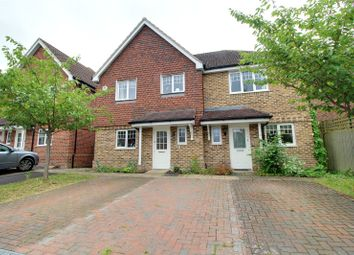 Thumbnail 3 bed semi-detached house for sale in Heather Hill Close, Earley, Reading, Berkshire
