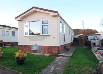 Thumbnail 2 bed mobile/park home for sale in Bluebell Woods Park, Broad Oak, Canterbury
