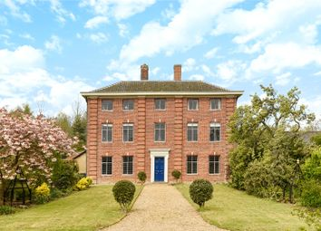 Thumbnail 5 bed detached house for sale in Red Hall Lane, Southburgh, Near Hingham, Norfolk