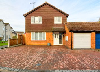 Thumbnail 4 bed detached house for sale in Longbridge, Willesborough, Ashford