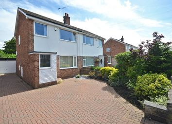 Thumbnail 3 bed semi-detached house for sale in St. Marys Avenue, Altofts, Normanton