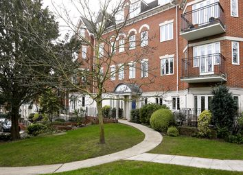 Thumbnail 2 bed flat to rent in Holly Lodge, Wimbledon Hill Road, Wimbledon