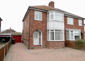 Thumbnail 3 bed semi-detached house for sale in Southlands Avenue, Louth