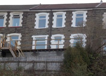 Thumbnail 3 bed terraced house to rent in Birchgrove Street, Porth, Rhondda Cynon Taff