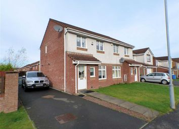 Thumbnail 3 bed semi-detached house for sale in Newton Avenue, Cambuslang, Glasgow