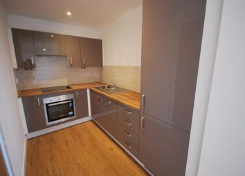 Thumbnail 2 bedroom flat to rent in Leaf Street, Manchester