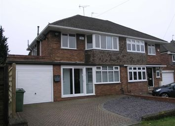 Thumbnail 3 bed semi-detached house for sale in Brownswall Road, Brownswall, Sedgley