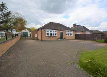 Thumbnail 4 bed detached bungalow for sale in Cotgrave Lane, Tollerton, Nottingham