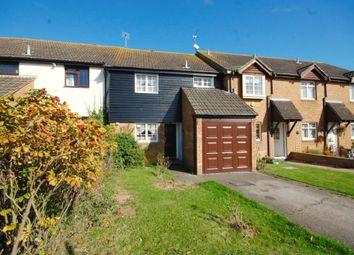 Thumbnail 3 bedroom terraced house for sale in Blacklock, Chelmer Village, Chelmsford