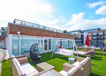 Thumbnail 3 bed flat to rent in Garland House, Royal Quarter, Kingston Upon Thames