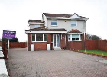 Thumbnail 4 bed detached house for sale in Crieff Avenue, Airdrie