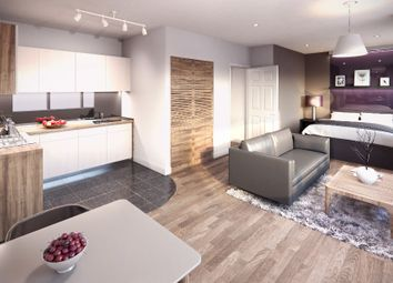 Thumbnail 1 bed flat for sale in Liverpool, Liverpool