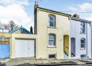 Thumbnail 4 bedroom end terrace house for sale in Rochester Street, Brighton