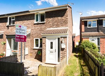 Thumbnail 2 bed end terrace house for sale in Marigold Drive, Red Lodge, Bury St. Edmunds