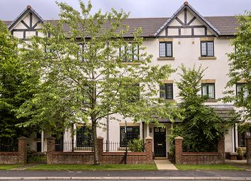 Thumbnail 3 bed town house for sale in Pendle Drive, Whalley